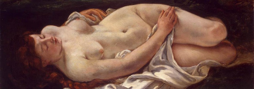 gustave-courbet-reclining-woman